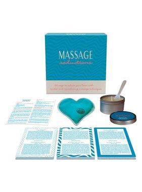Kheper Games Massage Seductions Couple's Game