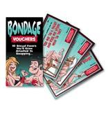 Ozze Creations Bondage Vouchers