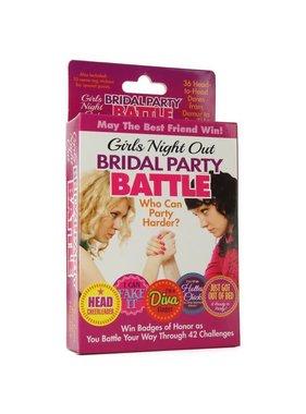 Little Genie Bridal Party Battle Game