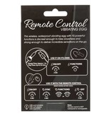 BMS Enterprises Simple & True Remote Control Vibrating Egg