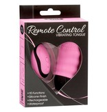BMS Enterprises Simple & True Remote Control Vibrating Tongue