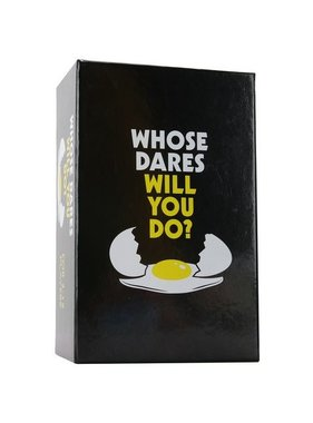 Kheper Games Whose Dares Will You Do? Game