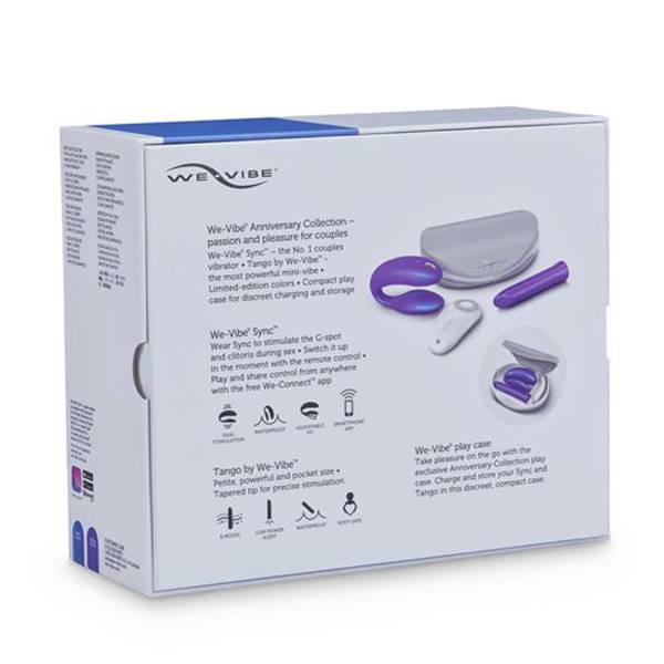 We-Vibe International We-Vibe Anniversary Collection