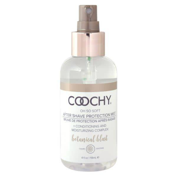 Classic Erotica Coochy After Shave Protection Mist: Botanical Blast 4 oz (118 ml)