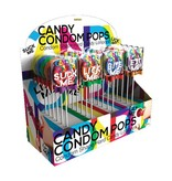 Hott Products Condom Pops Candy Lollipops (each)