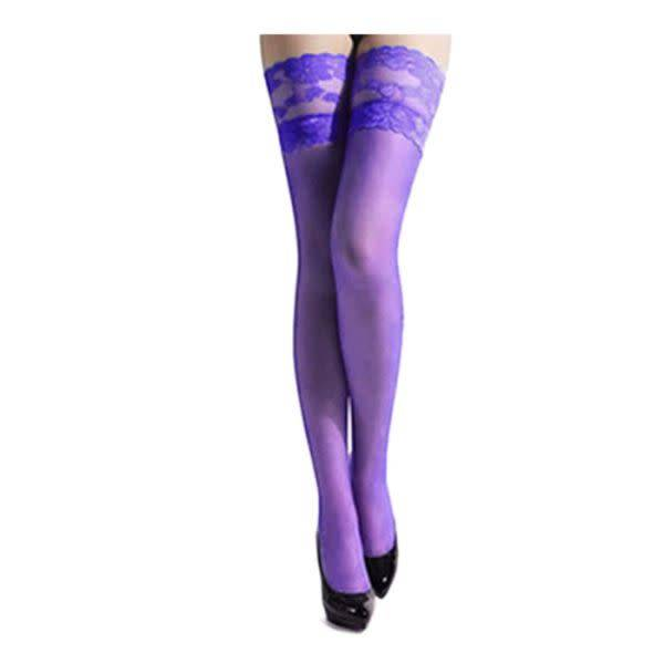 Premium Products Thigh High Stockings with Lace Top
