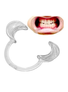 Premium Products Transparent Dental Intraoral Cheek Retractor