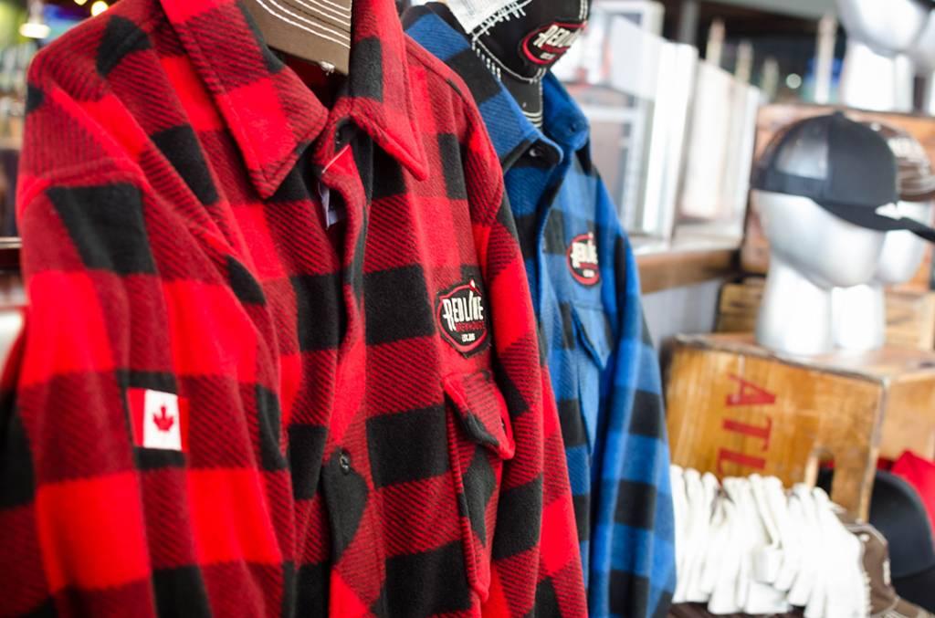 Richlu/Work King Lumberjacket