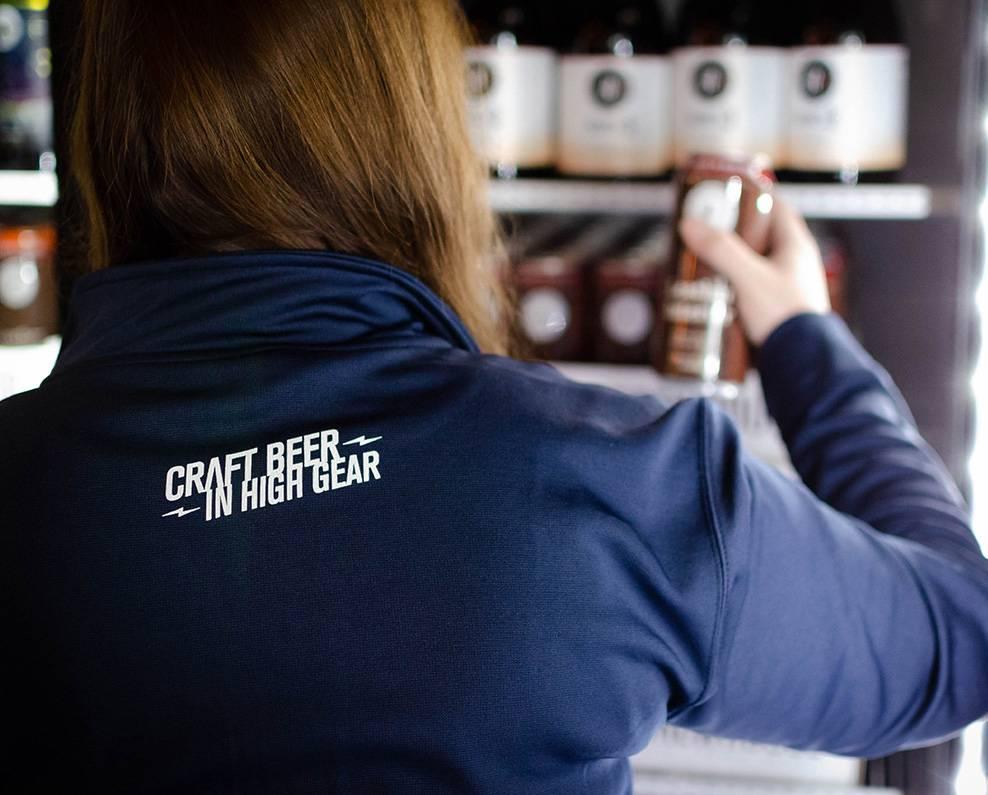 Gildan Performance Adult Tech Zip Sweatshirt