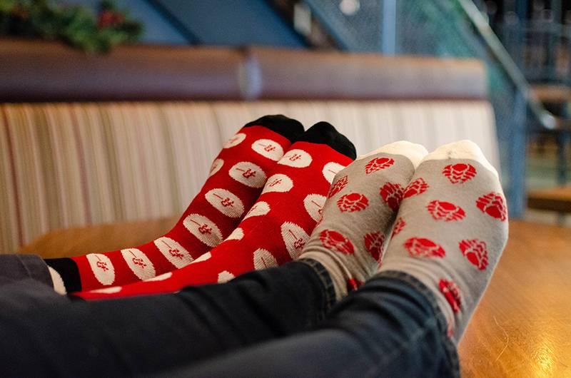 Redline Socks