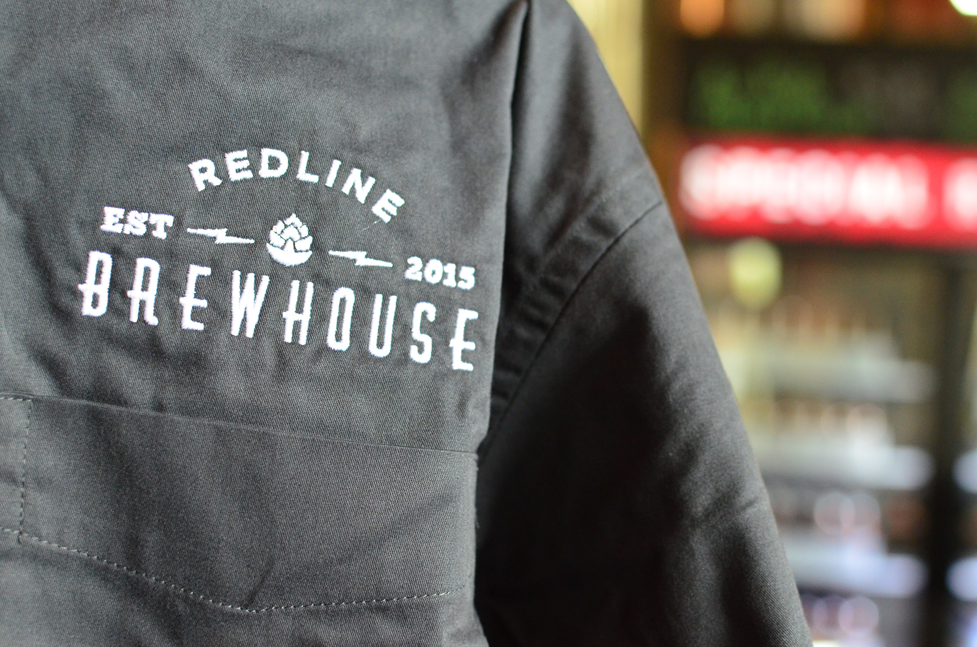 Redline Shop T-shirt