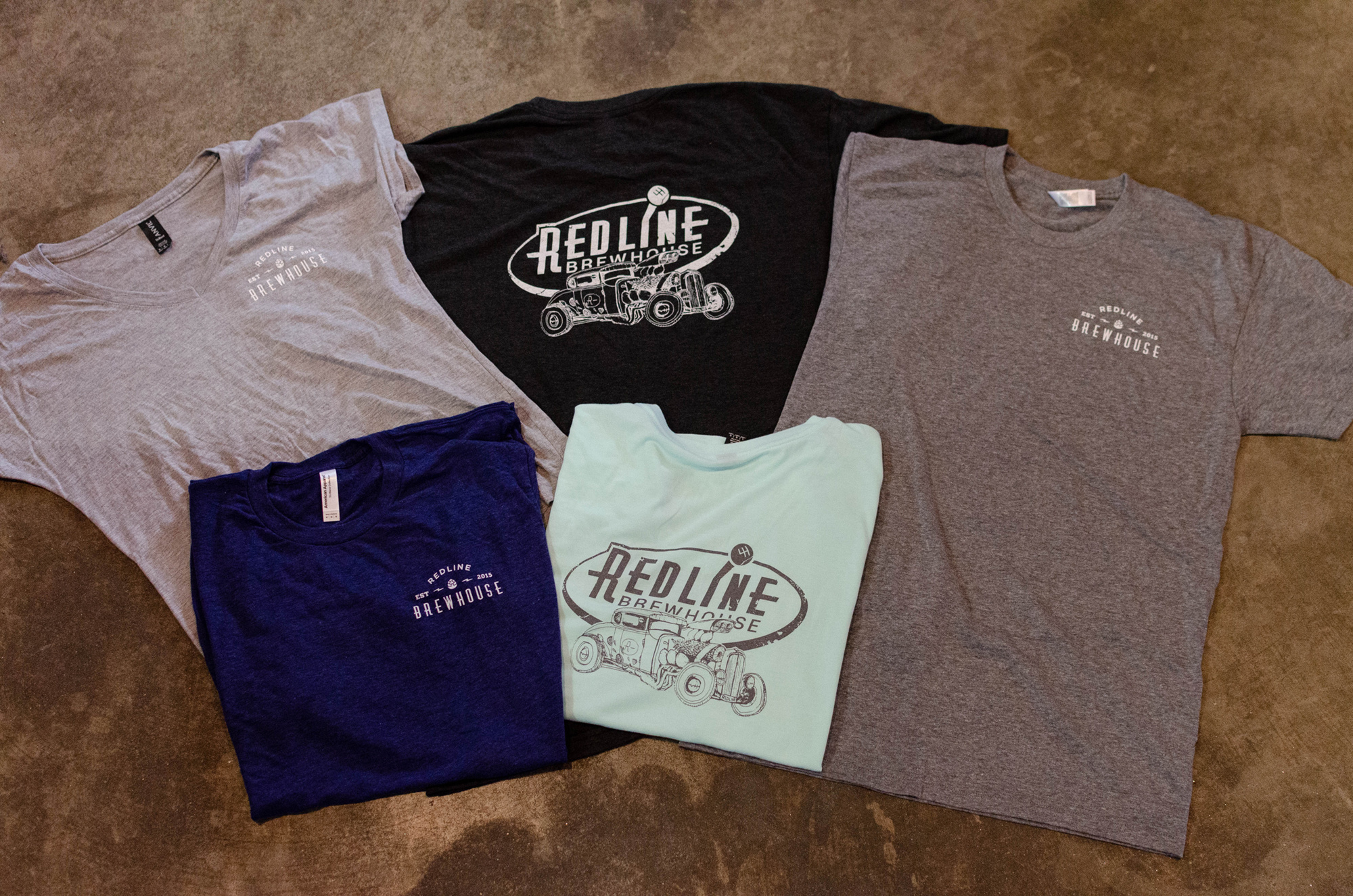 American Apparel Hop Rod Unisex T-Shirt