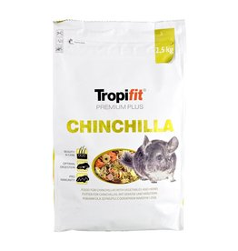 Small Animal (W) Tropifit Premium Plus Chinchilla - 2.5 kg