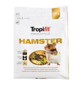 Small Animal Tropifit Premium Plus Hamster - 750 g