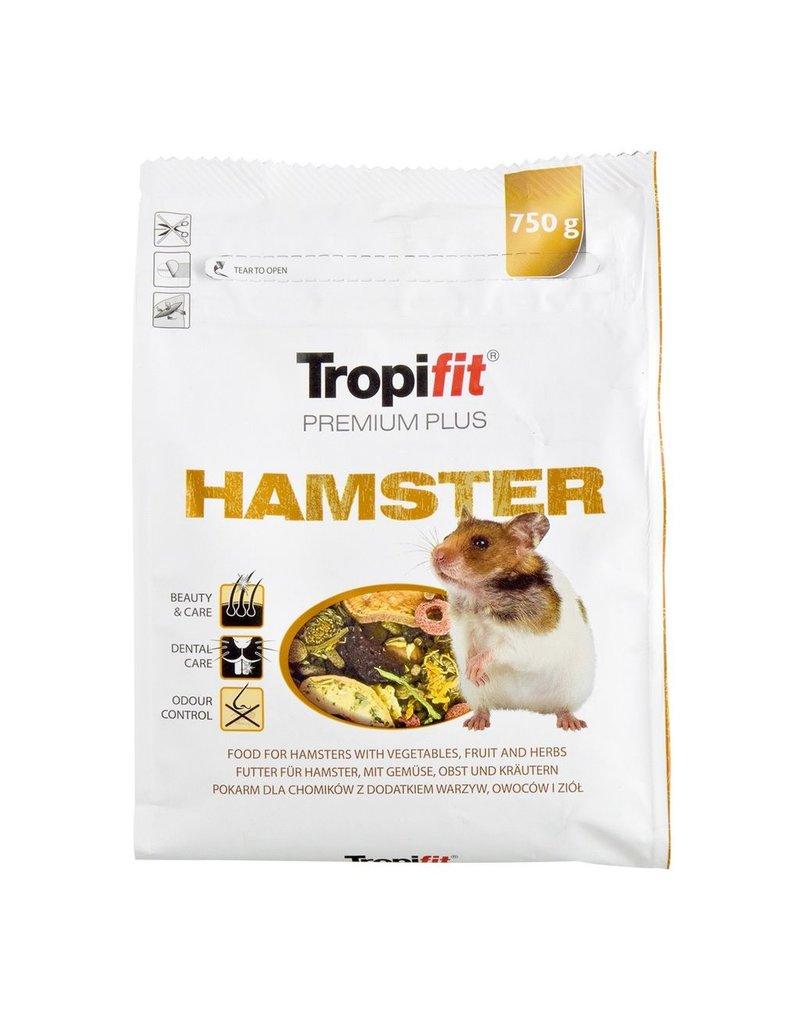 Small Animal Tropifit Premium Plus Hamster - 750 g