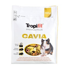 Small Animal Tropifit Premium Plus Cavia - 750 g