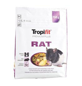 Small Animal Tropifit Premium Plus Rat - 750 g