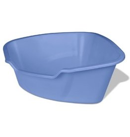 Dog & cat Van Ness High Side Cat Pan, Corner