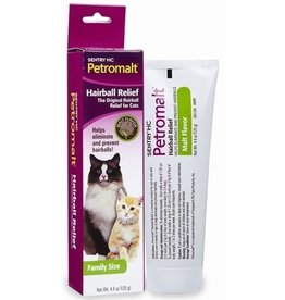 Dog & cat Petromalt Hairball Relief 4.4oz