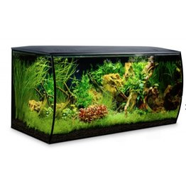 Aquaria (W) Fluval Flex 123L (32.5 Gal.), Black