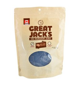 Dog & cat Great Jack's One Ingredient Jerky - Beef Liver - 198 g