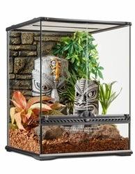 Reptiles Exo Terra Tiki Terrarium Small Tall Rick S Pet Stores Inc