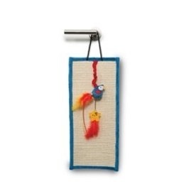 Dog & cat Catit Play Pirates Door Hanger with Catnip - Parrot and Star