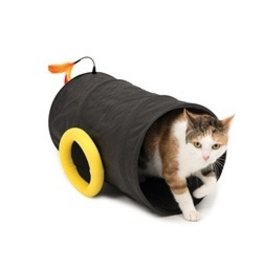 Dog & cat (W) Catit Play Pirates Cat Cannon Tunnel