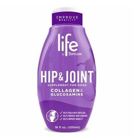 Dog & cat (W) Tropiclean Life Hip and Joint Supplement 18 ounce