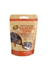 Reptiles (W) Flower Food Topper - Tortoise & Box Turtle - 0.21 oz