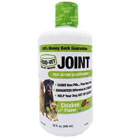 Dog & cat (W) Liquid Vet Dog Joint Care Formula Chicken 32oz
