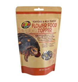 Reptiles (W) Flower Food Topper - Tortoise & Box Turtle - 1.4 oz