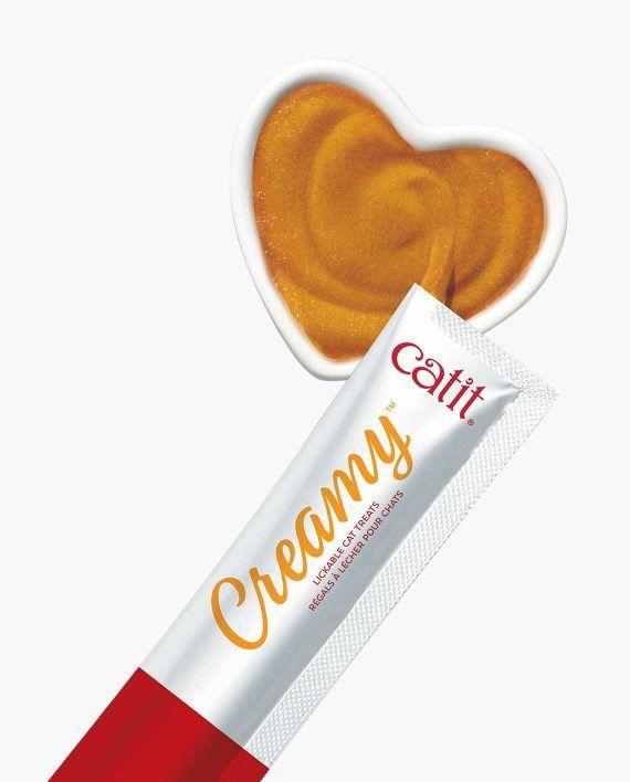 Dog & cat Catit Creamy Chicken-Liver, 15g Sample