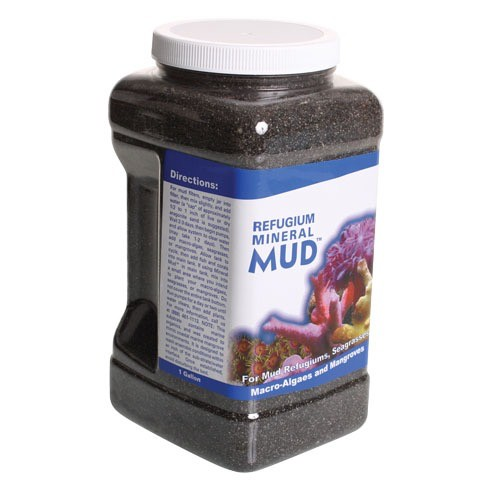 Aquaria (W) CaribSea Refugium Mineral Mud - 1 gal
