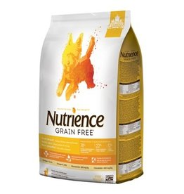 Dog & cat Nutrience Grain Free for Small Breed Turkey, Chicken & Herring - 5 kg (11 lbs)
