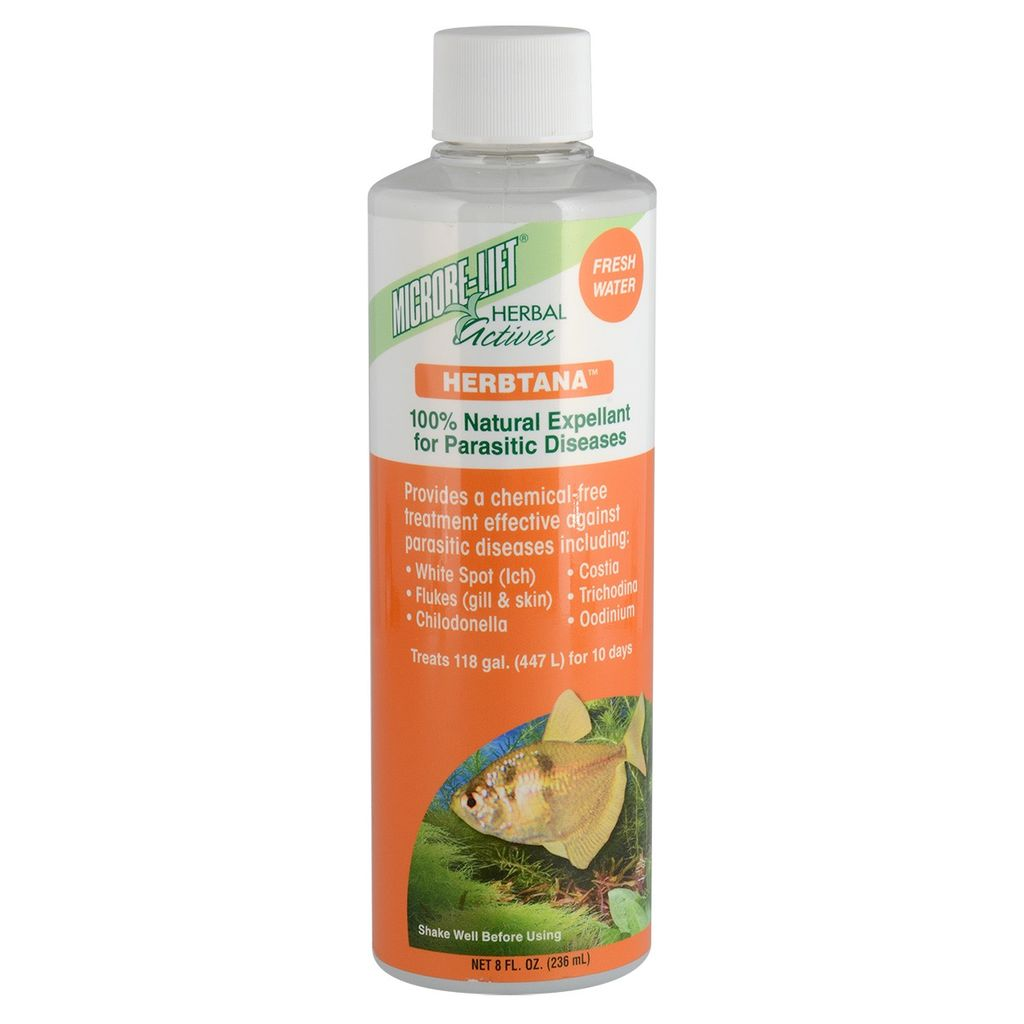 Aquaria Microbe-Lift Herbtana (Freshwater) - 8 fl oz