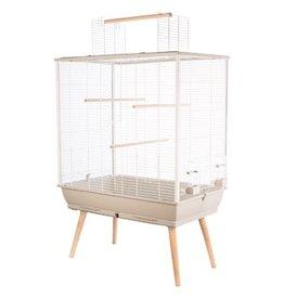 Bird (W) Zolux Neo Jili Cage 78x48x81cm, Bg