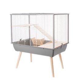 Small Animal (W) Zolux Neo Muki Cage 78x48x58cm, Gr