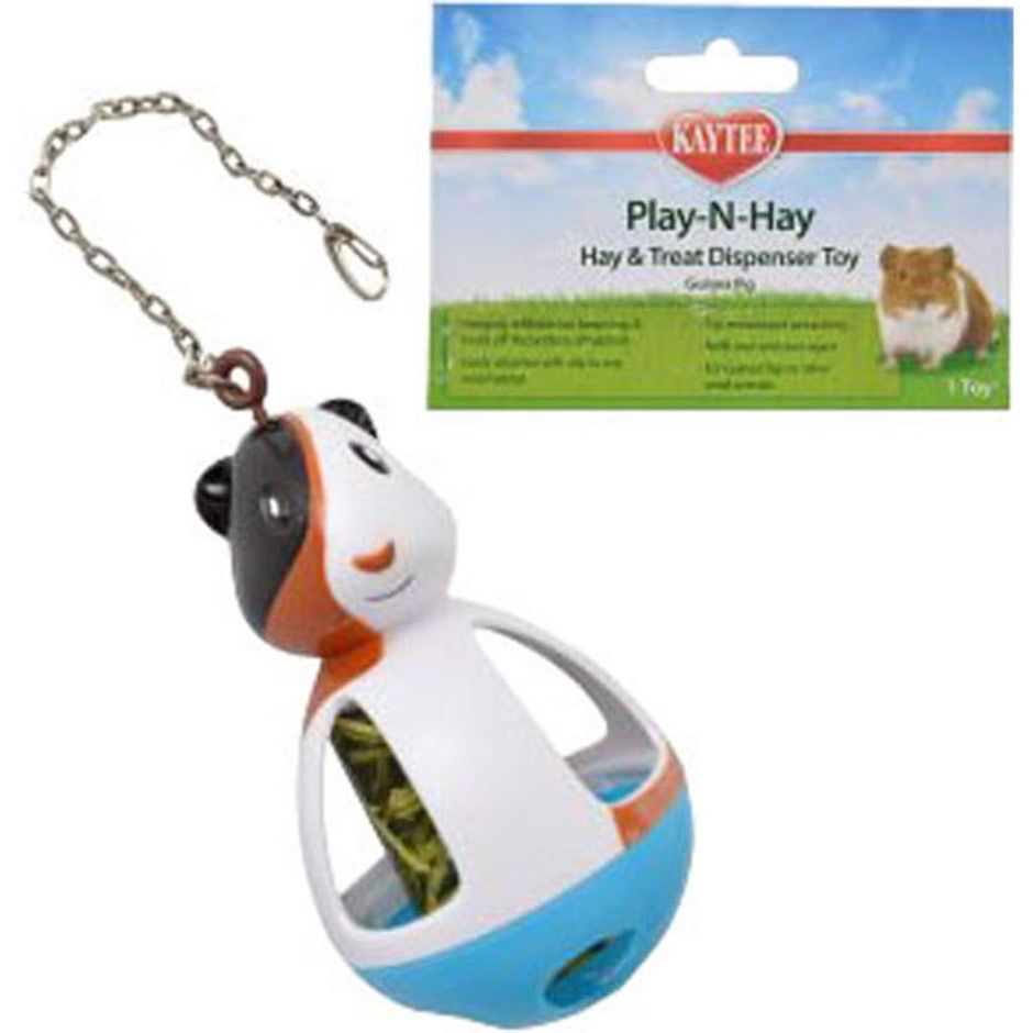 Small Animal Play-N-Hay Toy - Guinea Pig