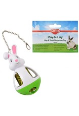 Small Animal Play-N-Hay Toy - Rabbit