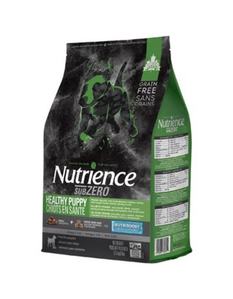 Dog & cat Nutrience Grain Free Subzero Healthy Puppy - Fraser Valley - 2.27 kg (5 lbs)