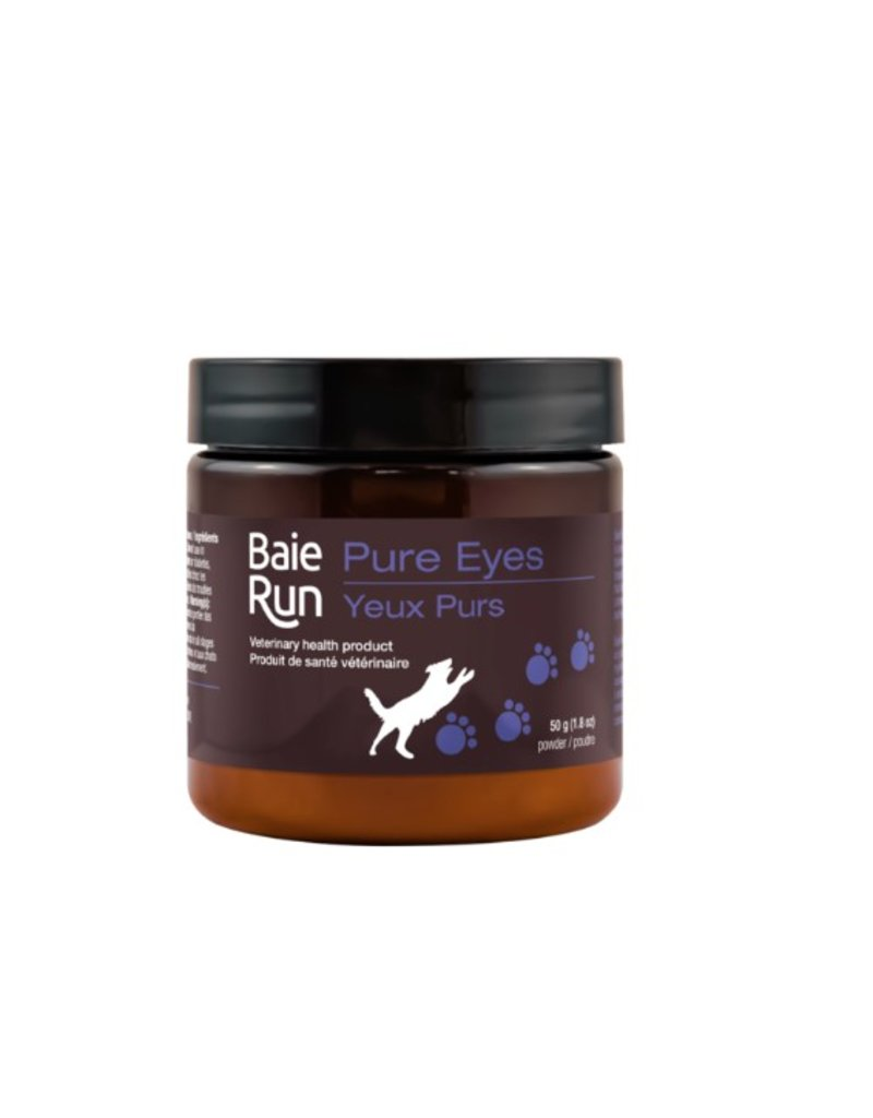 Dog & cat (W) Baie Run Pure Eyes 50g