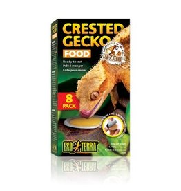 Reptiles (P) Exo Terra Crested Gecko Food Cups - 8 pack