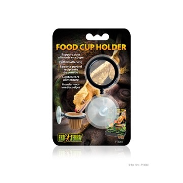 Reptiles (W) Exo Terra Food Cup Holder