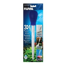 Aquaria Fluval 3-in-1 Waste Remover/ Feeder - 28 cm (11in)