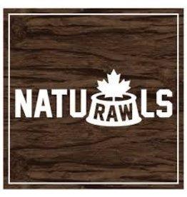 Dog & cat NatuRAWls Frz Raw Beef Tripe Dog 8 x 454g