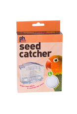 "Bird Mesh Seed Catcher - Assorted Colors - 52"" to 100"""