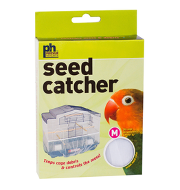 "Bird Mesh Seed Catcher - Assorted Colors - 42"" to 82"""