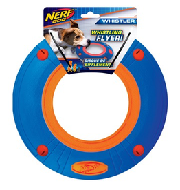 Dog & cat Nerf Dog Atomic Howler Flyer - Large - 10 in