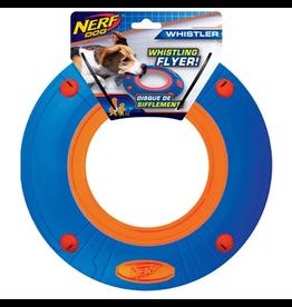Dog & cat (W) Nerf Dog Atomic Howler Flyer - Large - 10 in